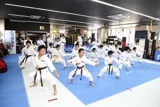 yuya's karate field