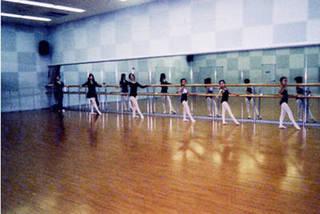 美と健康のためのシェイプアップバレエ(YASUKO BALLET...