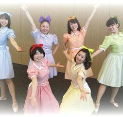 ♪テーマパークダンスレッスン♪幼児クラス @JEUGIAカルチャ...