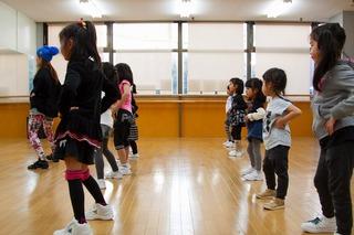 成長に合わせて、いろいろな発表の場を用意!! チアキッズダンス(...