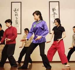太極拳と気功 川口教室 武術コースもあります(全日本柔拳連盟 川...