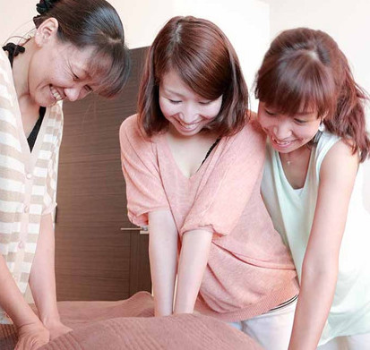 セラピスト養成スクール 東京リラックセーションアカデミー