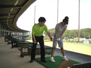 まずは体験!!「平日コース」(サマディ 穴川ゴルフスクール)