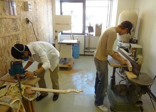 【東京校 製作修理本科 週末コース】仕事をしながらギター製作、修理...