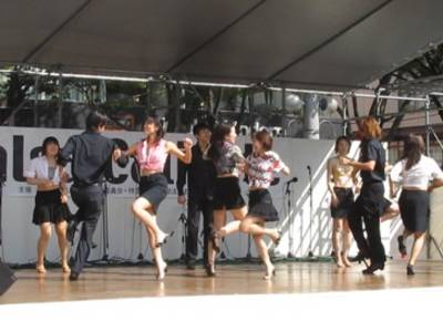 ヒラソル銀座ダンススクール