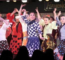 森下祐子フラメンコ舞踊教室