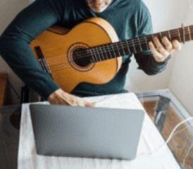 【オンラインレッスン】楽器やボイトレなど、選べる無料体験レッスン★お家でできる趣味★まずは気軽に相談