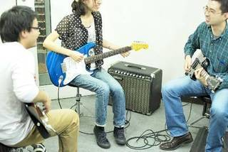 ロックギター教室(宮地楽器MUSIC JOY神田 【ロックギター...