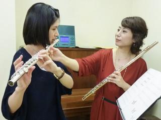 上品な音色が魅力【フルート(個人)】(宮地楽器MUSIC JOY...