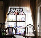 エレガントガラスワーク元町【サンブラスト・グラスリッツェンのガラス工芸体験教室】横浜