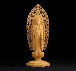 侊心会  仏像彫刻・木彫刻・仏画教室目黒教室