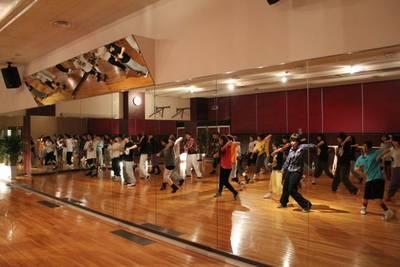 EN DANCE STUDIO
