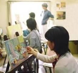 北かまくら絵画教室