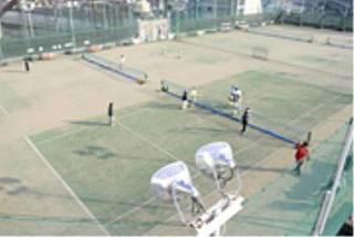 サンスクエア テニスカレッジ