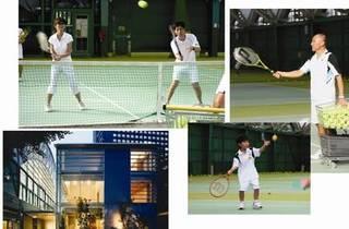 楽しくテニスをはじめよう♪♪【キッズクラス】(明治神宮外苑テニスス...