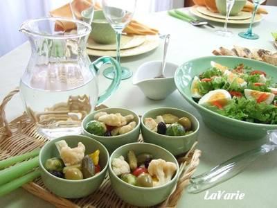 食と健康をコーディネートするLaVarie