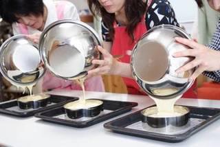 お菓子・パン教室 La Maison du Bonheur 文京区 お菓子 パン 教室