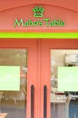 Maho's Table