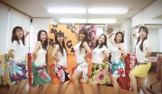 タヒチアンダンススクール Tamariki Saitama Aita e pe' ape'a 大袋教室