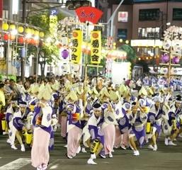 舞踊集団 菊の会菊の会本部 西武新宿線新井薬師駅 ジャパニーズダンスレッスン