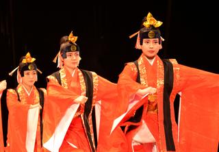 琉美創舞 伊是名の会琉球舞踊♪JR四ッ谷駅♪(東京)踊りダンスレッスンスクール