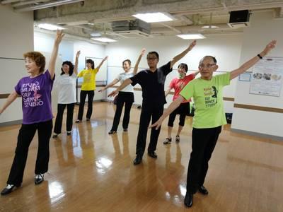 佐々木隆子タップダンススタジオ