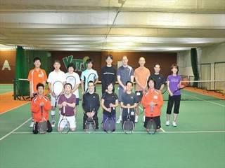 経堂インドアテニススクール