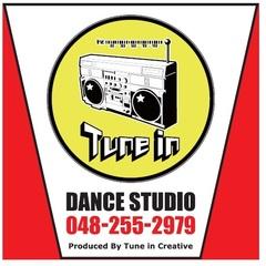 Tune in DANCE STUDIO(チューンイン ダンススタジオ) 川口/鳩ヶ谷/蕨/戸田/草加/浦和/大宮/赤羽/足立区