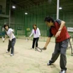 テニススクール本科レッスン1ヶ月1,080円/月コース(インター...