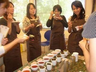 スシーラティー紅茶教室西宮本校サロン