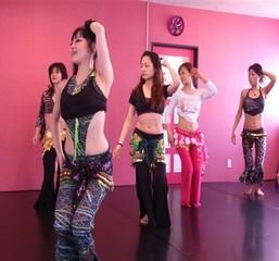 MAYA BELLY EARTH COMPANY (MBEC Oriental Dance School)【MBECスタジオ】谷六にある老舗のベリーダンススタジオ
