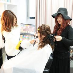 日本ヘアセットスクール (Japan Hair Set School)
