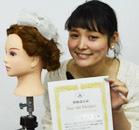 【ママさん&主婦の方】プロのヘアメイクを目指す!!(日本ヘアセッ...