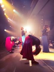【憧れの映画やミュージカルのように】しなやかな動きの多いストリートジャズ☆未経験の方大歓迎です!!