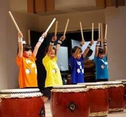 和太鼓教室 小学生のための和太鼓1回体験レッスン♪ おためし体験...