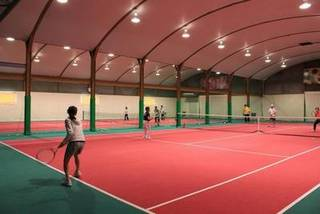 K・MAXインドアテニススクール