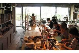 丸手印靴工房オリジナルで作れる靴教室 八幡工房/御池工房