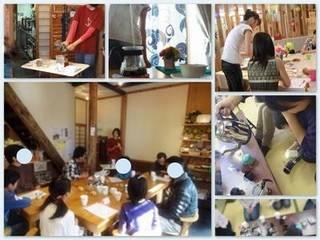 紅茶教室 『おちゃたく』京都二条城教室