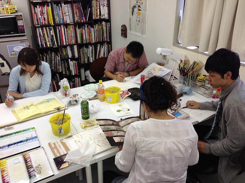 絵本・絵画教室ペコラ