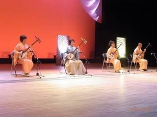 イベント演奏活動(吉田孝しゅう民謡・津軽三味線教室 札幌・白石教室)