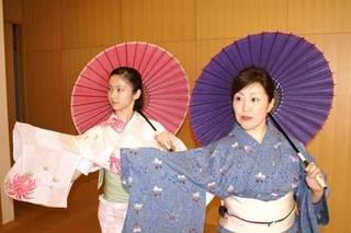 2019.9月新講座 ヤマトナデシコになってもイイかも! 日本舞踊&着付け無料体験