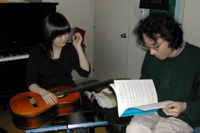 松木幸夫ギタースクール