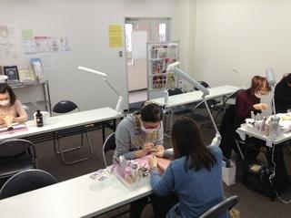 ネイリストコース(JNEC3・2級検定試験対応)(nail ate...