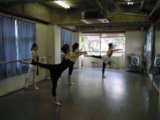 R&Sバレエ・アティチュード