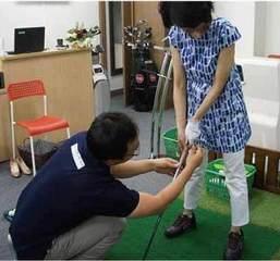 定額制でレッスン受け放題のIGL(インドアゴルフレッスン)スタジオ・渋谷本校
