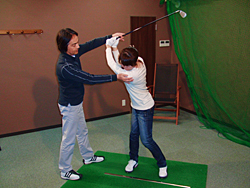 Stylish Golf Studio