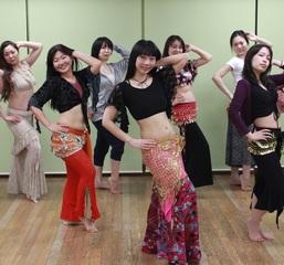 ベリーダンス中野初級クラス(ベリーダンス スタジオラジーズ 中野教室)