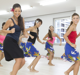 タヒチアンダンス
