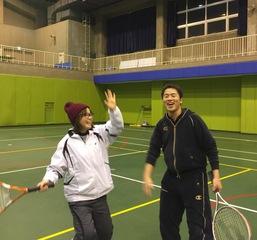 """新潟市の""""出張型""""テニススクール Grapegroup(初心者専門)"""
