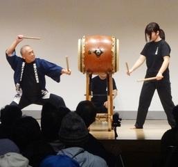 町田八丈太鼓教室